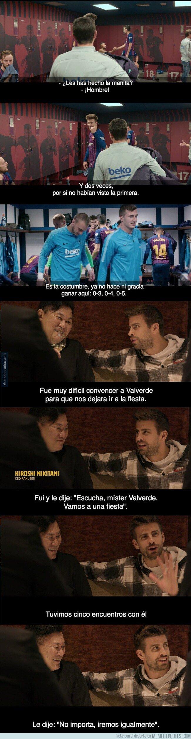 1092297 - Estas son las frases más polémicas que ha soltado Gerard Piqué en el documental del Barça en Rakuten TV