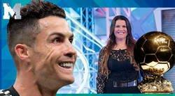 Enlace a Esto es tremendo: Cristiano Ronaldo podría haber escrito por este detalle este texto llorando por el Balón de Oro en el Instagram de su hermana