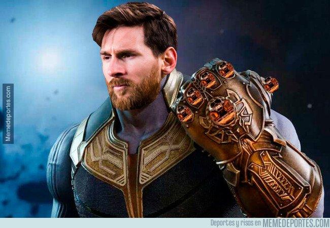 1092609 - Messi ya tiene sus 6 balones de oro