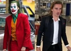 Enlace a Parecidos razonables entre el Joker y Griezmann