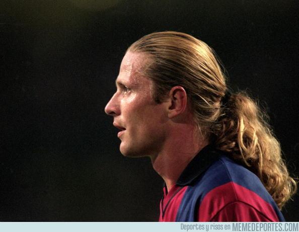 1092732 - Las duras declaraciones de Emannuel Petit contra el Barça por una historia que vivió allí cuando era futbolista blaugrana
