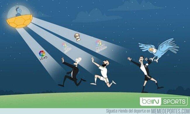 1092986 - Messi no deja nada para los demás, por @footytoonz