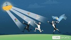 Enlace a Messi no deja nada para los demás, por @footytoonz
