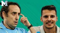 Enlace a La tremenda pelea tuitera entre el periodista Isaac Fouto y el árbitro internacional Iturralde González donde se clavan varios puñales