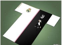 Enlace a A Cristiano todo se le hace cuesta arriba en Juve, por @footytoonz