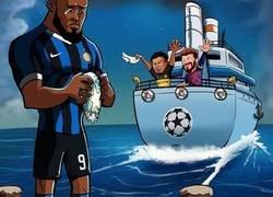 Enlace a Barça y Borussia dejan al Inter en tierra, por @brfootball