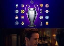 Enlace a A ver con quién emparejan al Madrid