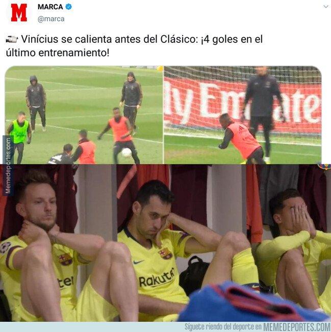 1093839 - Quizá los jugadores del Barça ni se presenten por miedo