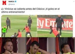 Enlace a Quizá los jugadores del Barça ni se presenten por miedo