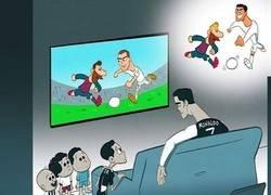 Enlace a El Clásico echó de menos a Cristiano, por @goalglobal