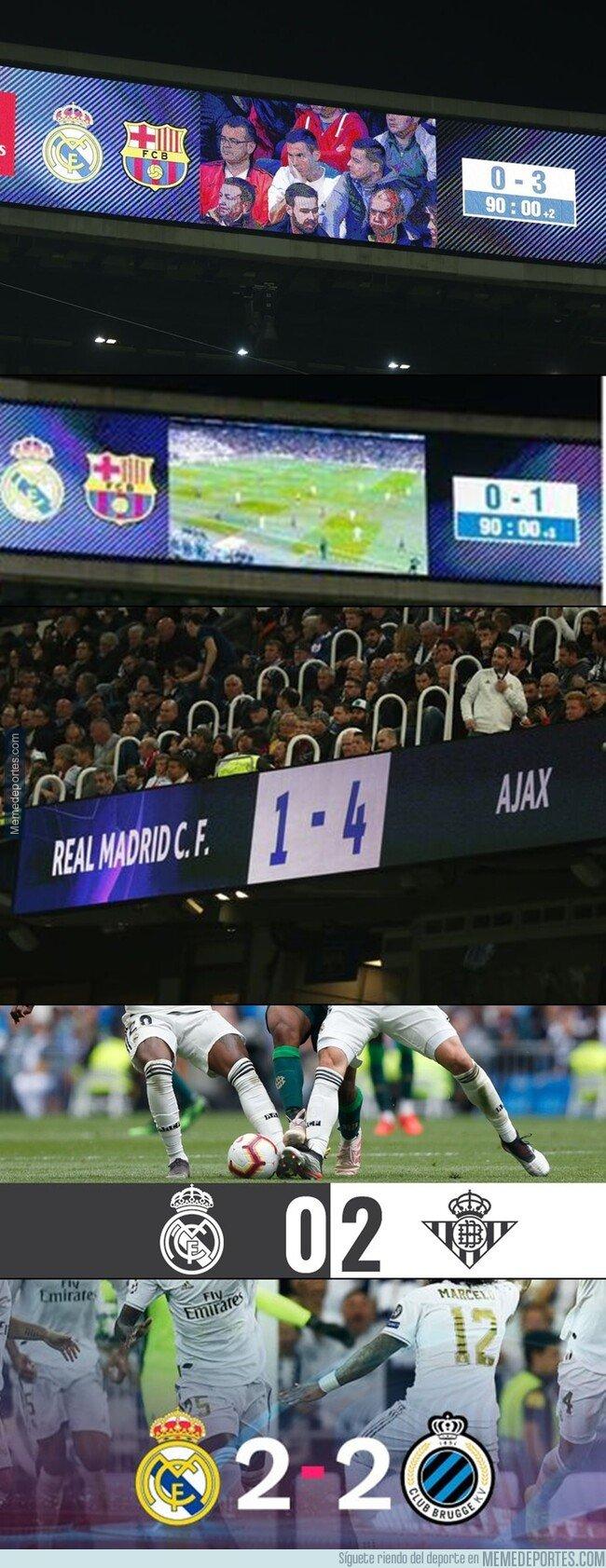 1094379 - Fue un mal año para el Bernabéu