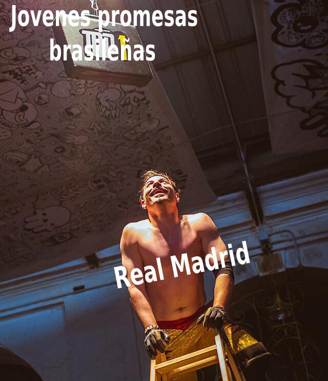 1094463 - El Madrid y las promesas brasileñas