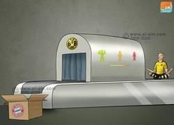 Enlace a ¿Cuánto tardará Haland en irse al Bayern? Por @zezocartoons