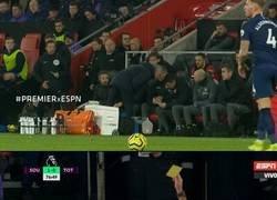 Enlace a Mourinho fue amonestado por espiar al cuerpo técnico del Southampton. Por cosas como estas regresó