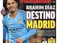 Enlace a El verdadero destino de Brahim fue el Grada Indiscutible FC