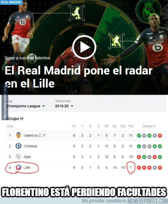 1094933 - El Madrid pone el radar en el equipo equivocado