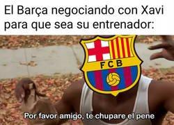 Enlace a El Barça, a la desesperada