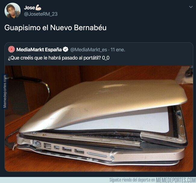 1095814 - El modelo en el que se basaron para construir el nuevo Bernabéu
