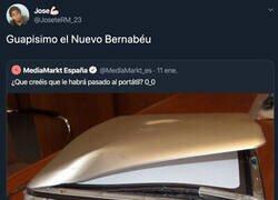 Enlace a El modelo en el que se basaron para construir el nuevo Bernabéu
