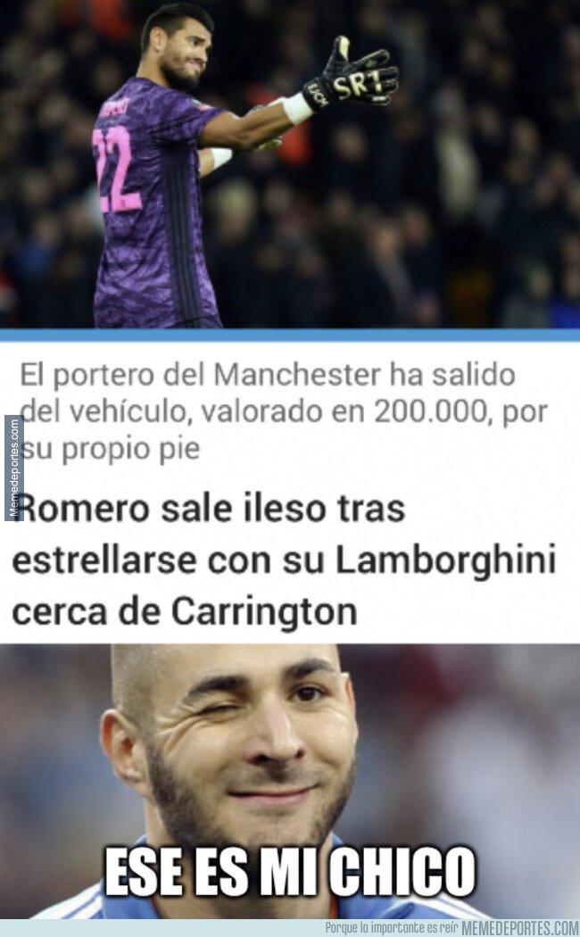 """1096334 - Última hora: suena """"el Chiquito"""" Romero para el Madrid"""