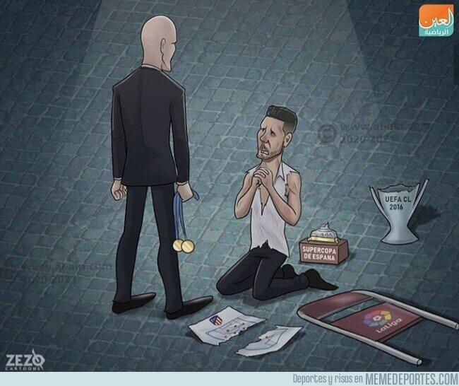 1097377 - Zidane es la pesadilla del cholismo, por @zezocartoons