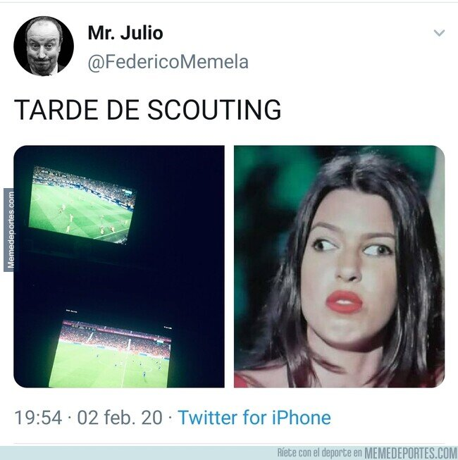 1097395 - Nuevo Scouting de las grandes ligas