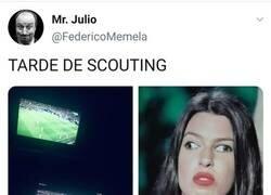 Enlace a Nuevo Scouting de las grandes ligas