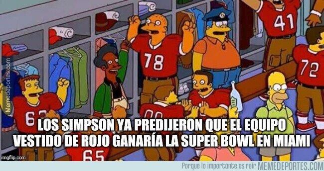 1097437 - Los Simpson y sus aciertos