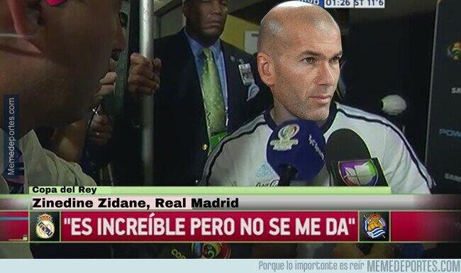 1097783 - Zidane sigue sin poder levantar la copa del Rey