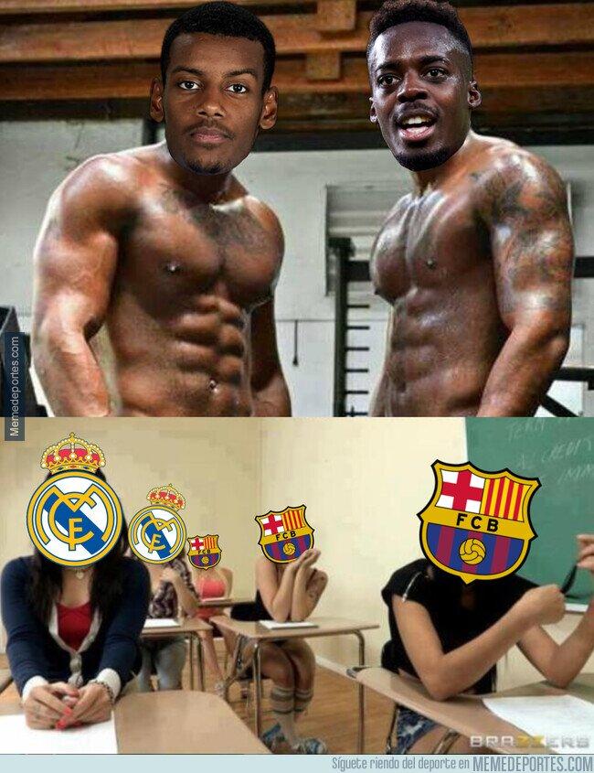 1097802 - Un día muy negro para Barça y Madrid