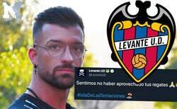Enlace a El Levante trolea a lo grande sacando la carta del FIFA de Rubén Sánchez, el participante de 'La isla de las tentaciones'