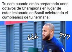 Enlace a Parece que esta vez sí, Neymar estará en la fase final de la Champions