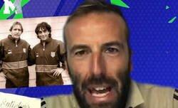Enlace a Álvaro Ojeda intenta reírse de Paulo Futre por sus Champions y le responde de forma apoteósica dejándole en ridículo