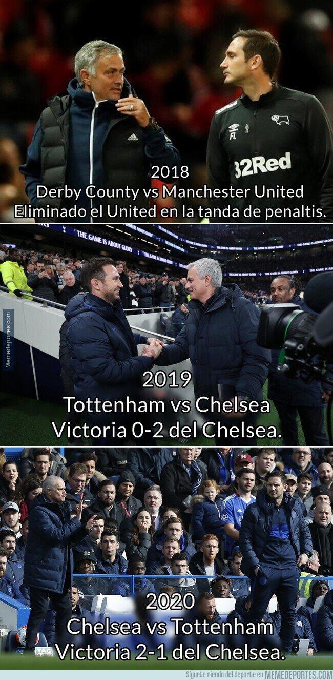 1098972 - El Lampard vs Mourinho tiene a un claro dominador