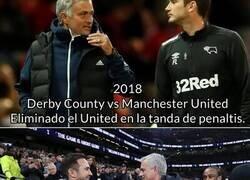 Enlace a El Lampard vs Mourinho tiene a un claro dominador