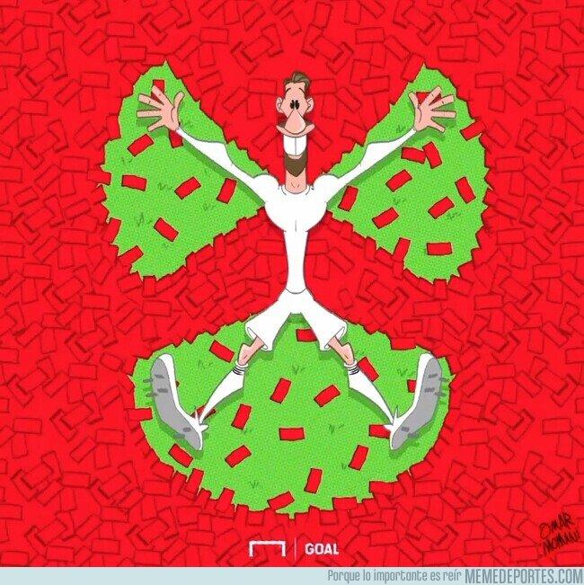 1099361 - Ramos y las tarjetas rojas, una historia de amor mejor que Crepúsculo, por @goalglobal