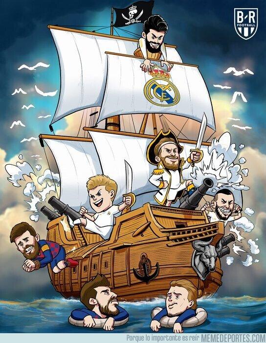 1099651 - El Madrid desaloja al Barça del liderato