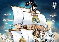 Enlace a El Madrid desaloja al Barça del liderato