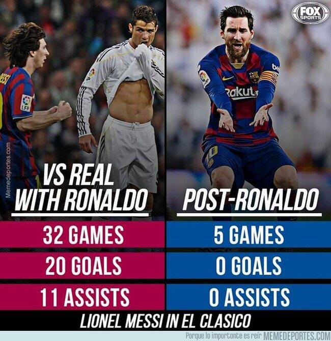 1099777 - Hasta Messi extraña al Bicho