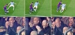 Enlace a Se cumplen 5 años del caño de Messi a Milner que sonrojó a Guardiola