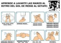 Enlace a La mejor forma de lavarte las manos