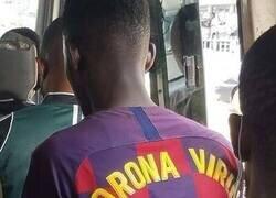 Enlace a Ojito que el Barça prepara un fichaje letal
