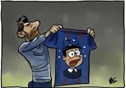 Enlace a Un nuevo palo de Messi a Bartomeu, por @yesnocse