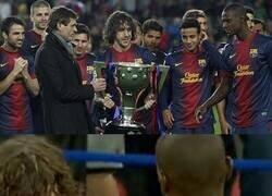 Enlace a Y Carles Puyol ya tiene 42 años..