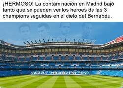 Enlace a Cielo despejado en Madrid