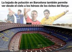 Enlace a Cielo despejado en Barcelona