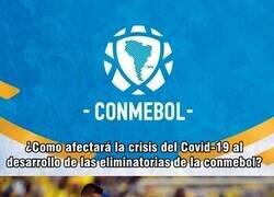 Enlace a El camino que tomará la Conmebol y la FIFA para llevar a cabo las eliminatorias al mundial