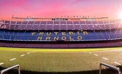 Enlace a El Camp Nou busca sponsor
