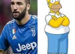 Enlace a Lista de futbolistas que son parecidos a personajes de Los Simpson