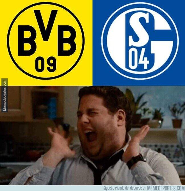 1104173 - Cuando te enteras que habrá derbi de Ruhr en el regreso de la Bundesliga
